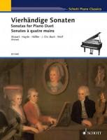 Sonata C major K 19d