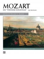 Mozart: Six Viennese Sonatinas