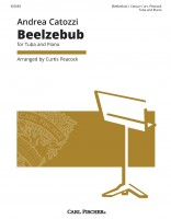 Beelzebub 'Air varie' For Tuba and Piano