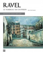 Ravel: Le Tombeau de Couperin for the piano