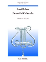 Beautiful Colorado (Valse Caprice) for Euphonium or Baritone with  Piano