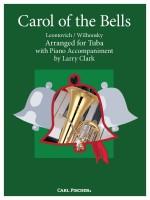 Carol of the Bells (Tuba, Piano)