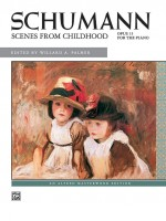 Schumann: Scenes from Childhood, Opus 15for the piano
