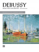 Debussy: Selected Favorites for the piano