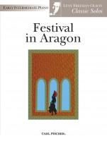 Festival In Aragon for Piano