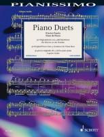 Birthday March op. 85 No. 1 from: 12 Vierhändige Klavierstücke für kleine und grosse Kinder