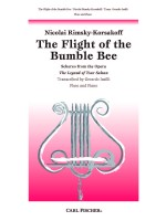 The Flight Of The Bumble Bee Scherzo from the Opera; The Legend of Tsar Saltan for Flute with Piano