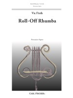 Roll-Off Rhumba Percussion Septet for Percussion Ensemble