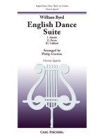 English Dance Suite For Claronat Quartet