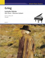 Norwegian Melody Op. 12, No. 6