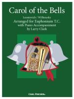 Carol of the Bells (Euphonium T.C. in Bb, Piano)