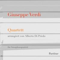 Quartett Ⅰ - Ⅳ (saxophone quartet)
