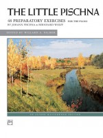 The Little Pischna48 Preparatory Exercises for the piano