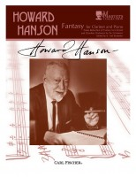 Fantasy for Clarinet and Piano (Piano Reduction of Fantasy for Clarinet and Chamber Orchestra by the Composer)