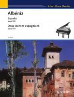 Serenata España, 6 Feuilles d'album pour piano, Op. 165, No. 4