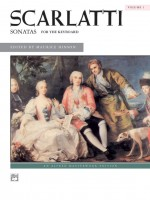 Scarlatti: Sonatas for the keyboard, Volume 1