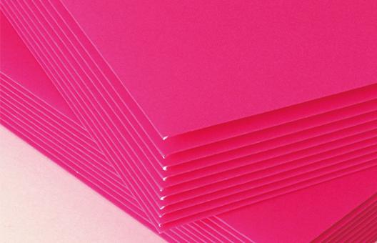 フラッシュカラー ピンク