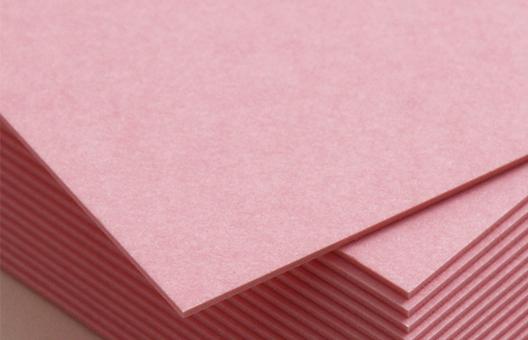 ボード紙 ピンク