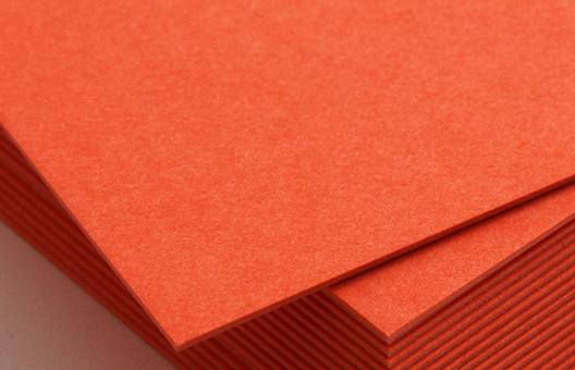 ボード紙 オレンジ