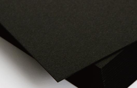 ボード紙 ブラック