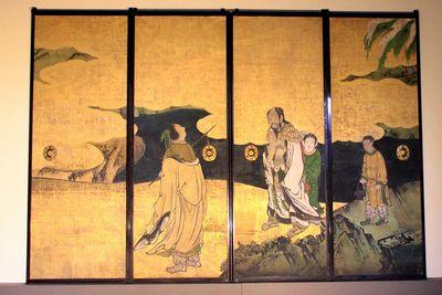 間仕切りから芸術へ ふすまの歴史 (前編)