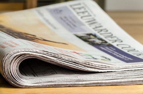 毎日届く情報誌 新聞の秘密