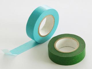 業務用なのに「カワイイ」、ユーザーが育てたマスキングテープ