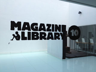 紙で人がつながるイベント マガジンライブラリー