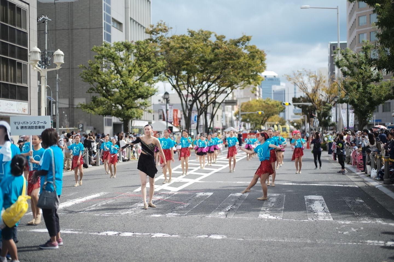 堺まつり大パレード