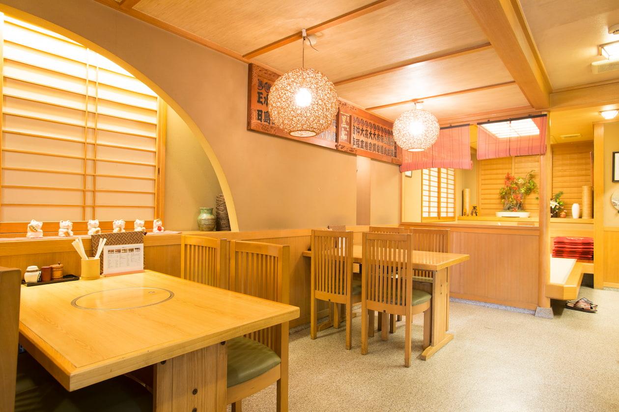 割烹・和食・日本料理店の印刷物