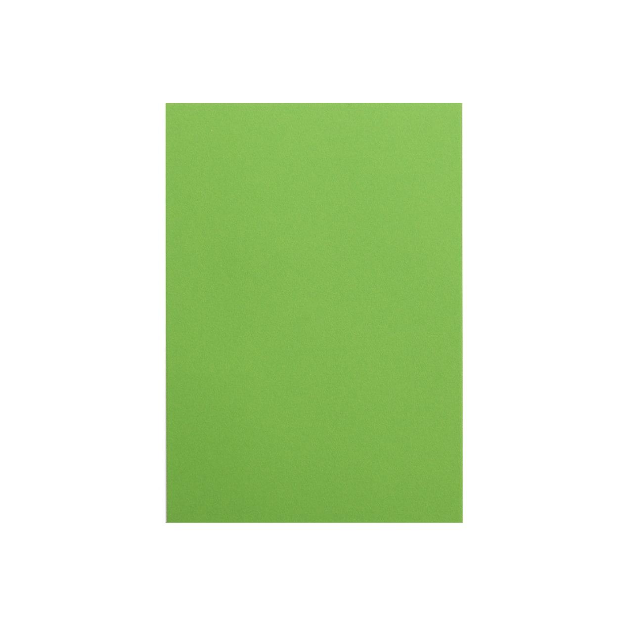 No.50コットン A5シート BD黄緑 116.3g