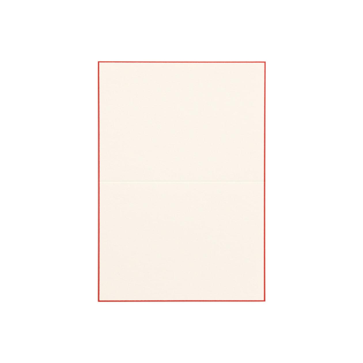 No.57ボーダード PVカード バーミリオン 232.8g