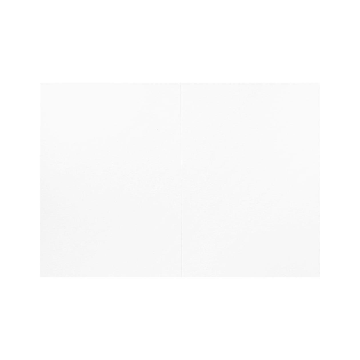 A4カバー コットン スノーホワイト 348.8g