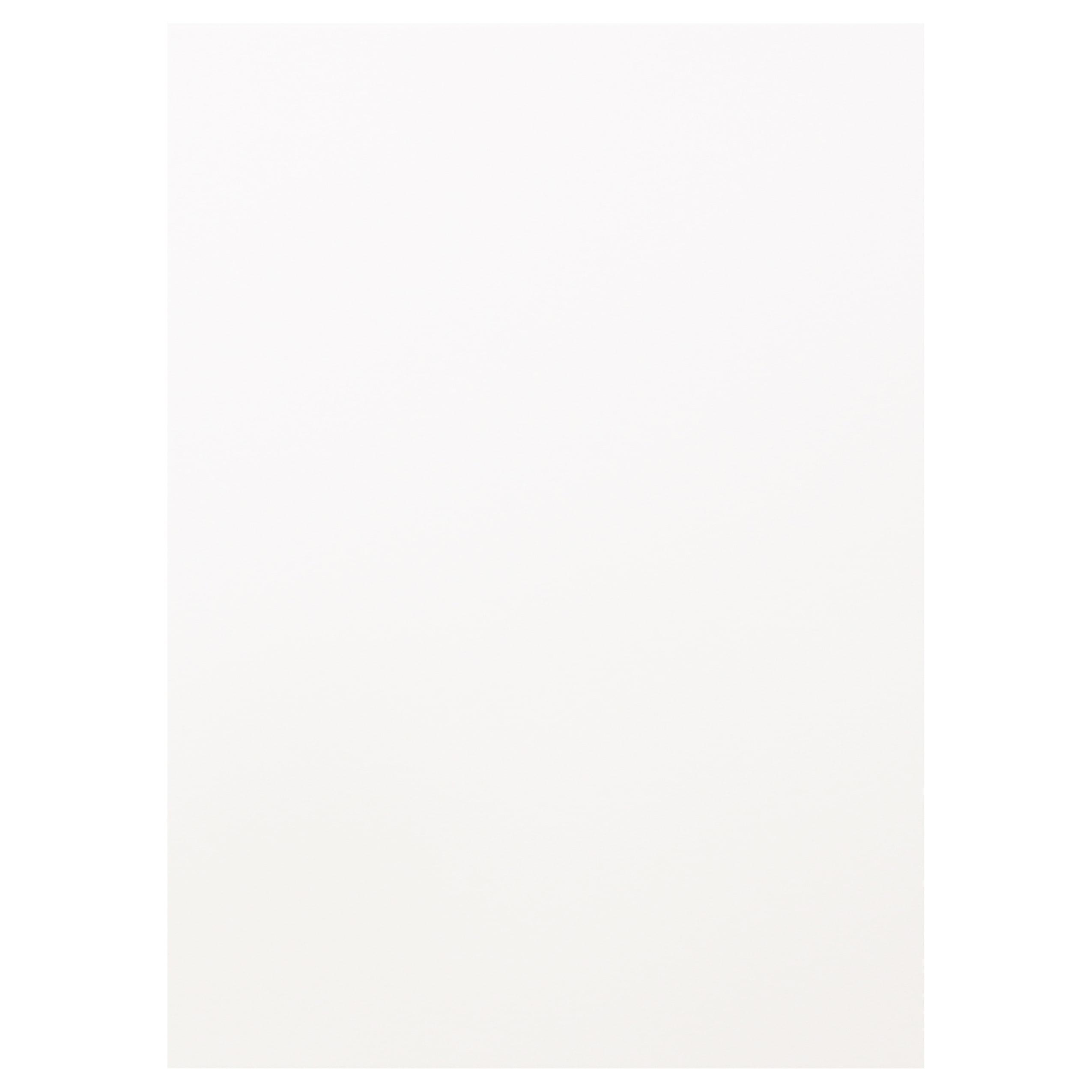 A4カード+α コットン スノーホワイト 348.8g