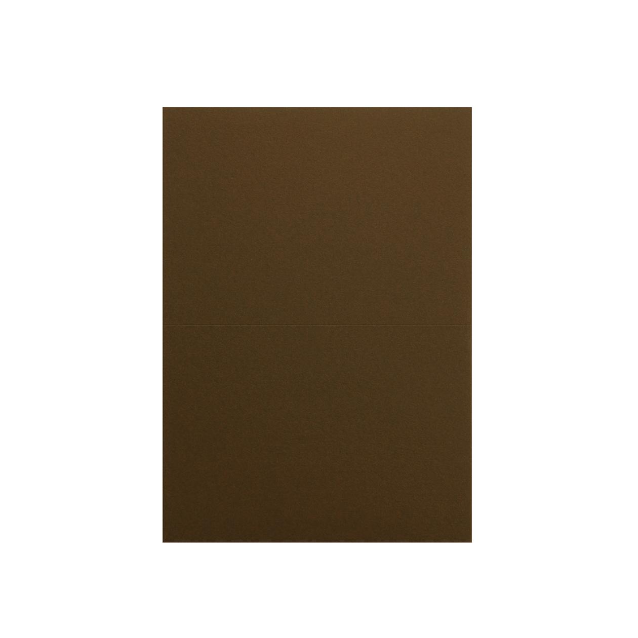 A5カバー コットン チョコレート 291g