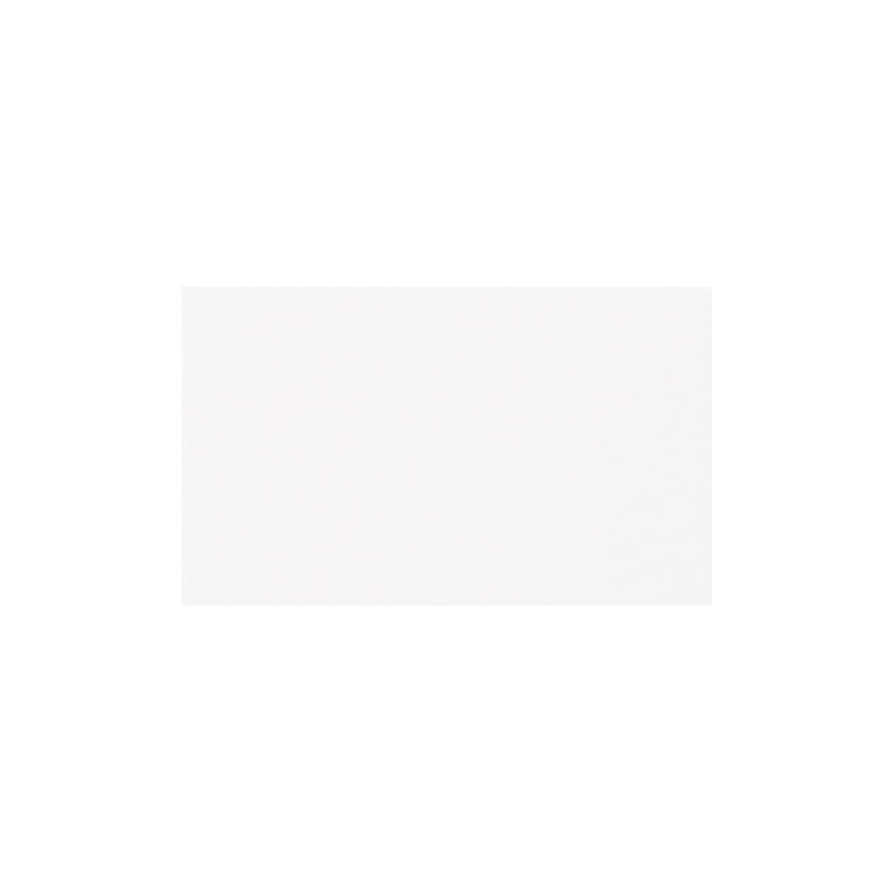 ネームカード コットン スノーホワイト 232.8g