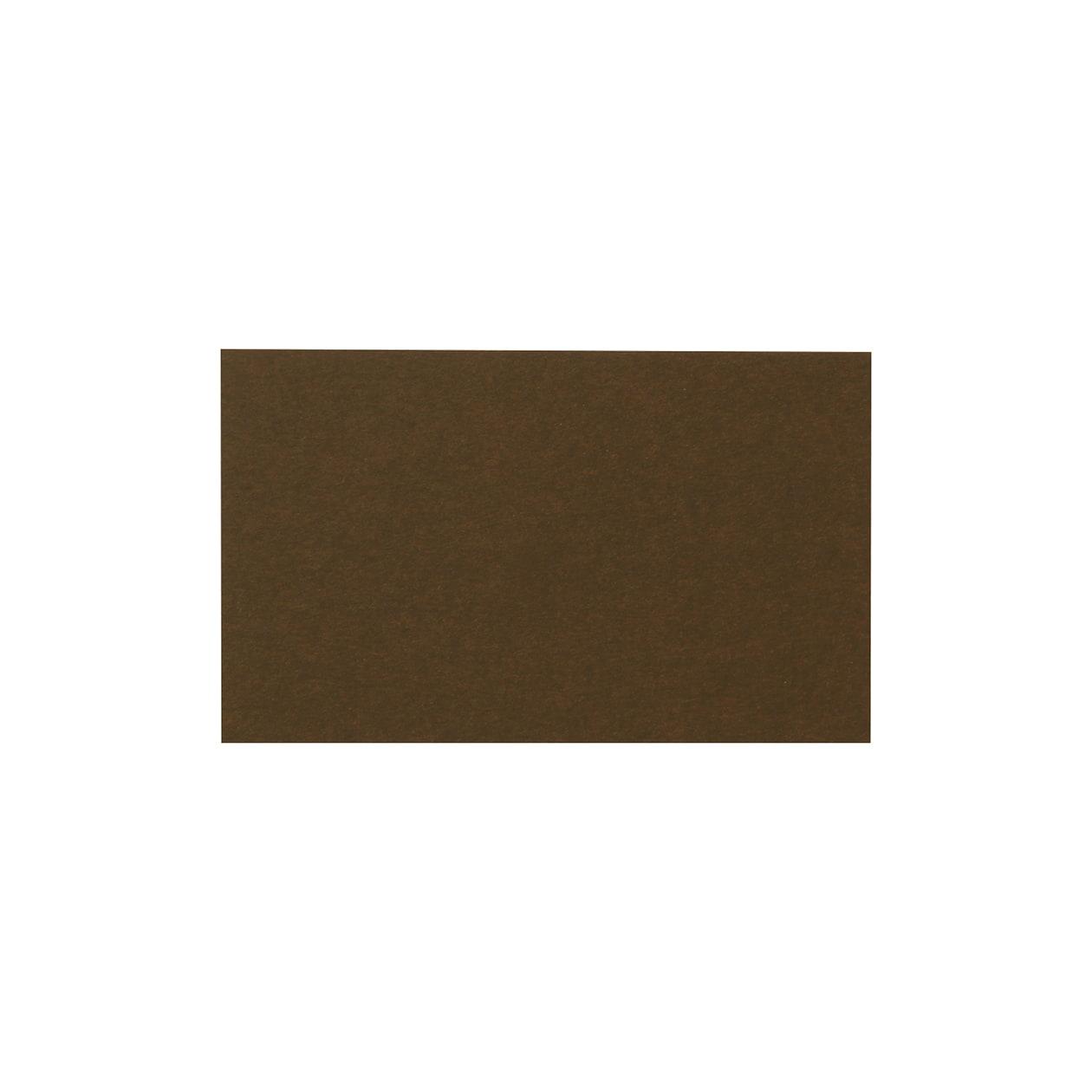 ネームカード コットン チョコレート 291g