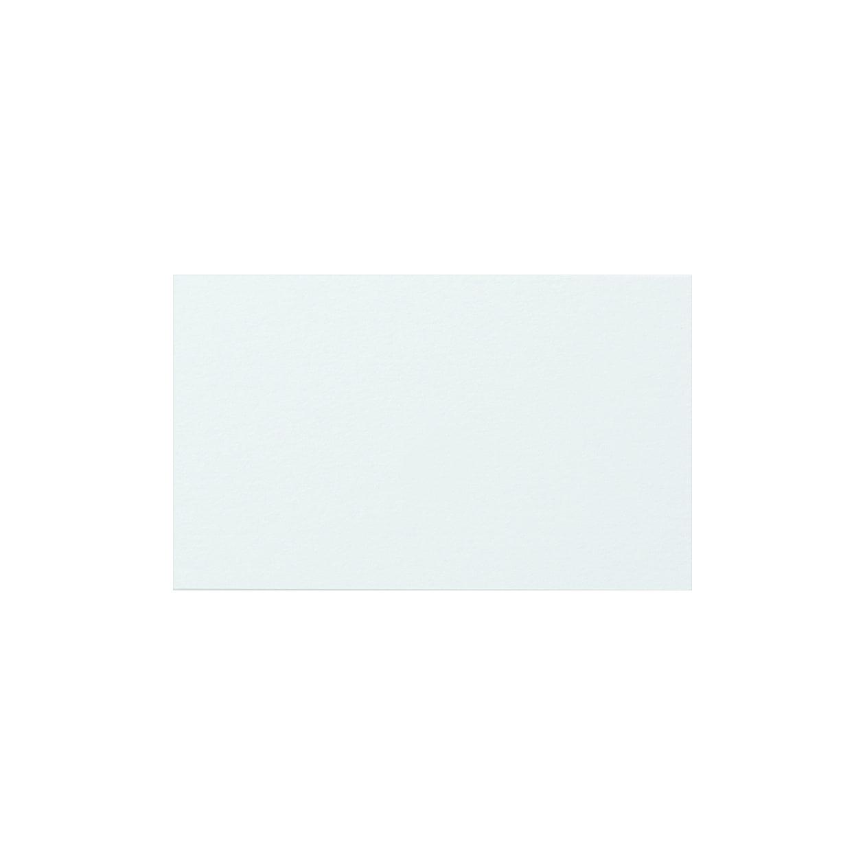 ネームカード コットン ブルー 291g