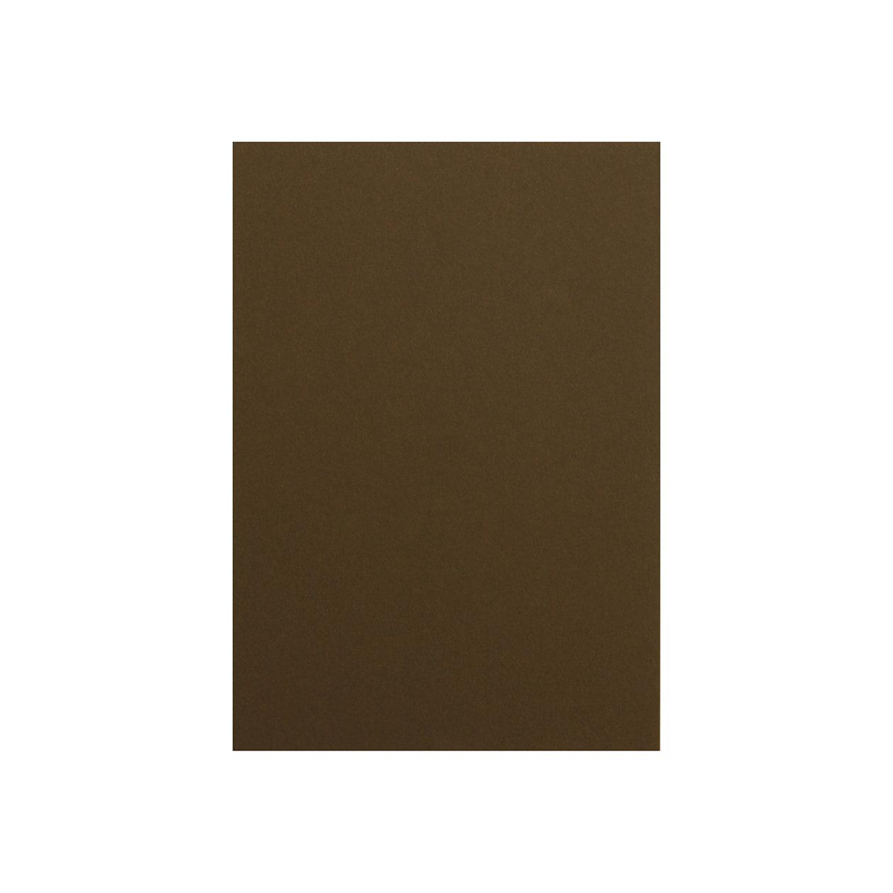 A5カード コットン チョコレート 291g