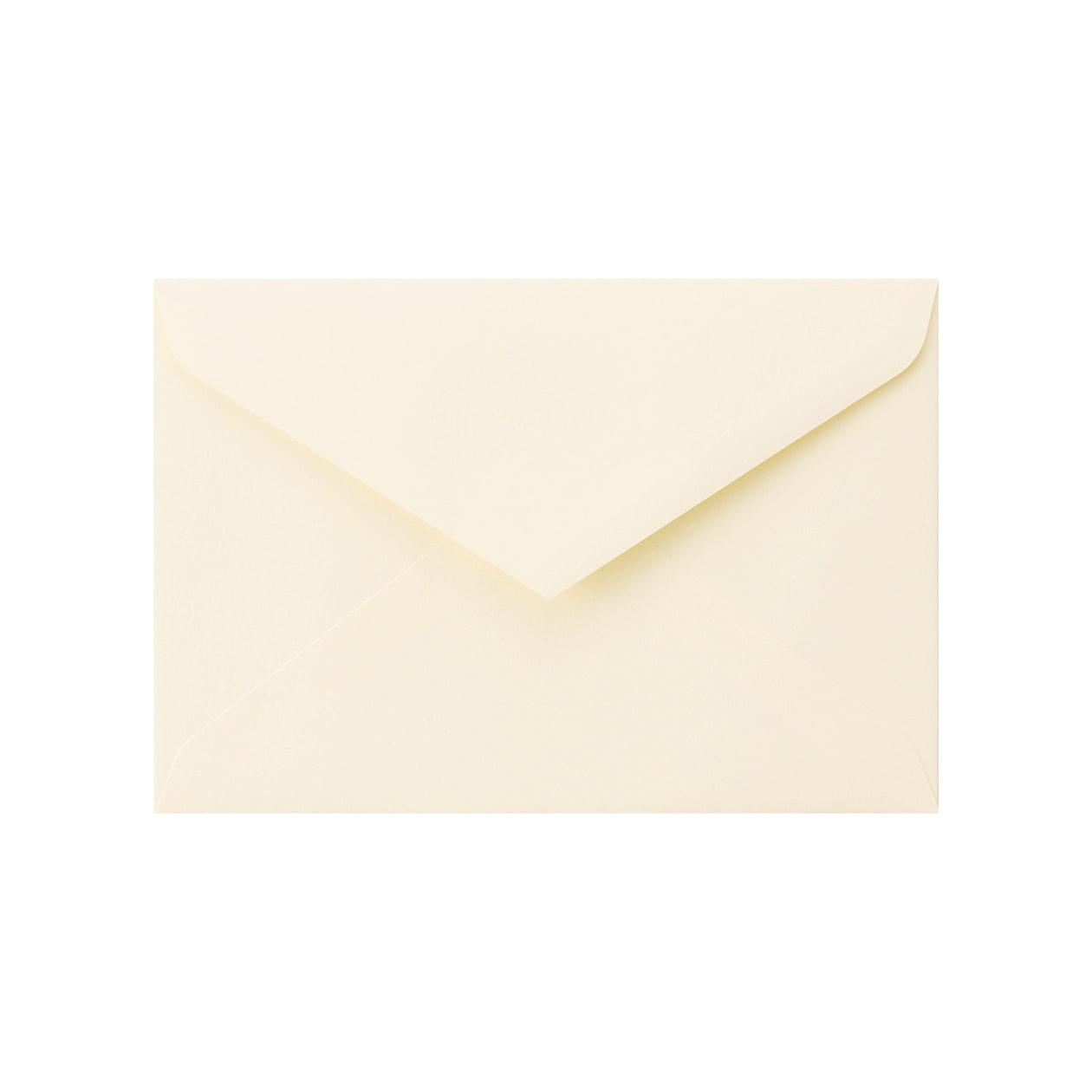 洋1ダイア封筒 コットン ナチュラル 116.3g