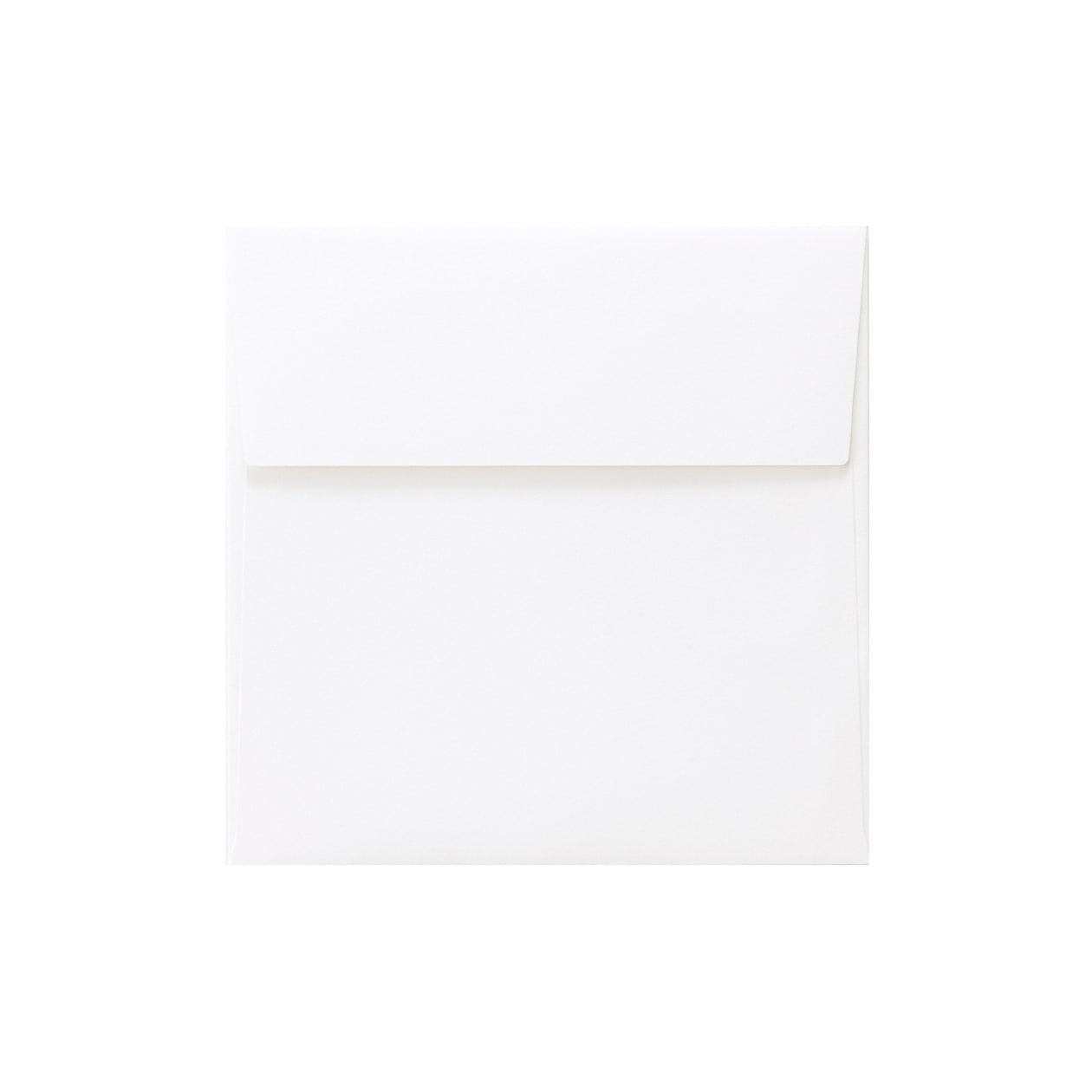 SE16カマス封筒 コットン スノーホワイト 116.3g