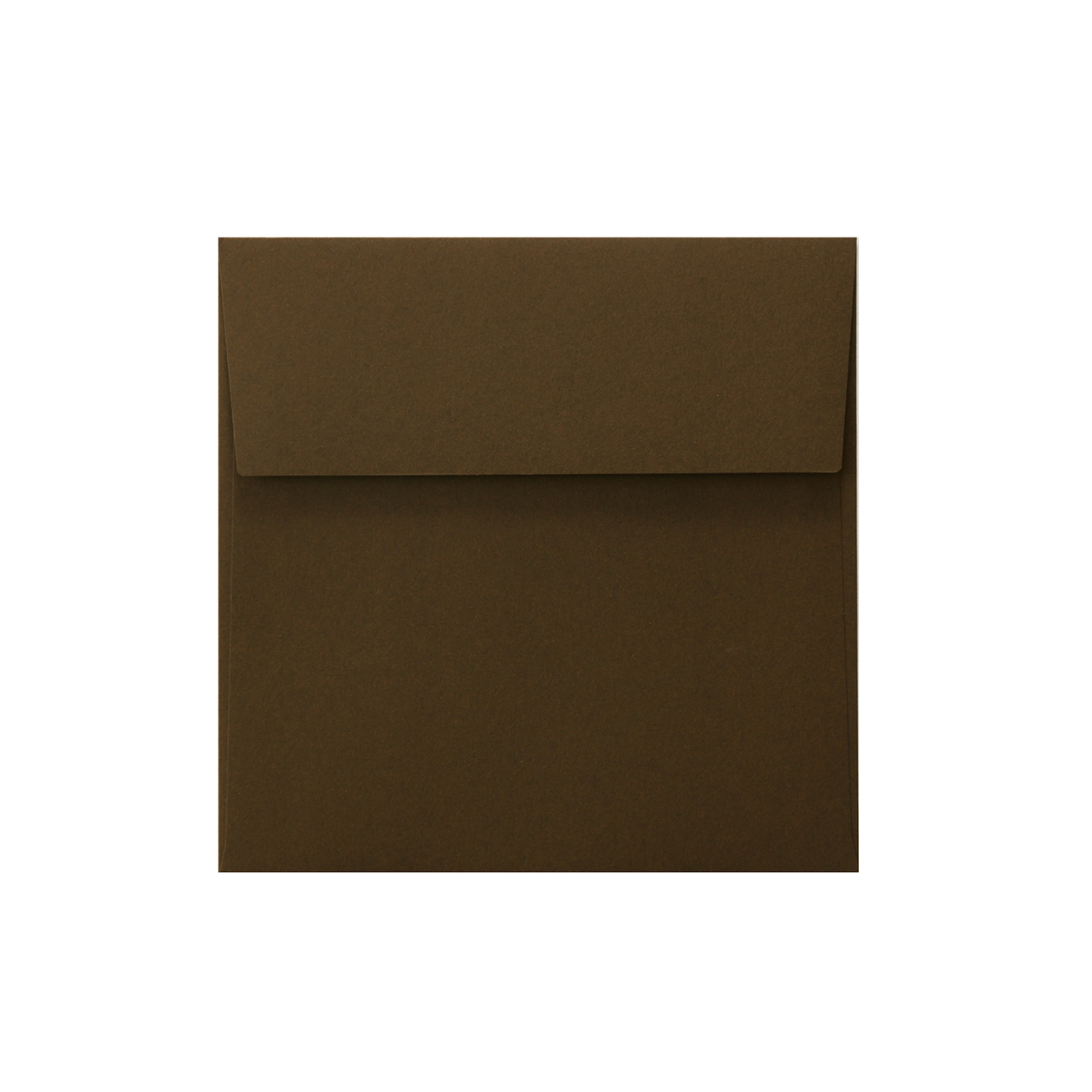 SE16カマス封筒 コットン チョコレート 116.3g
