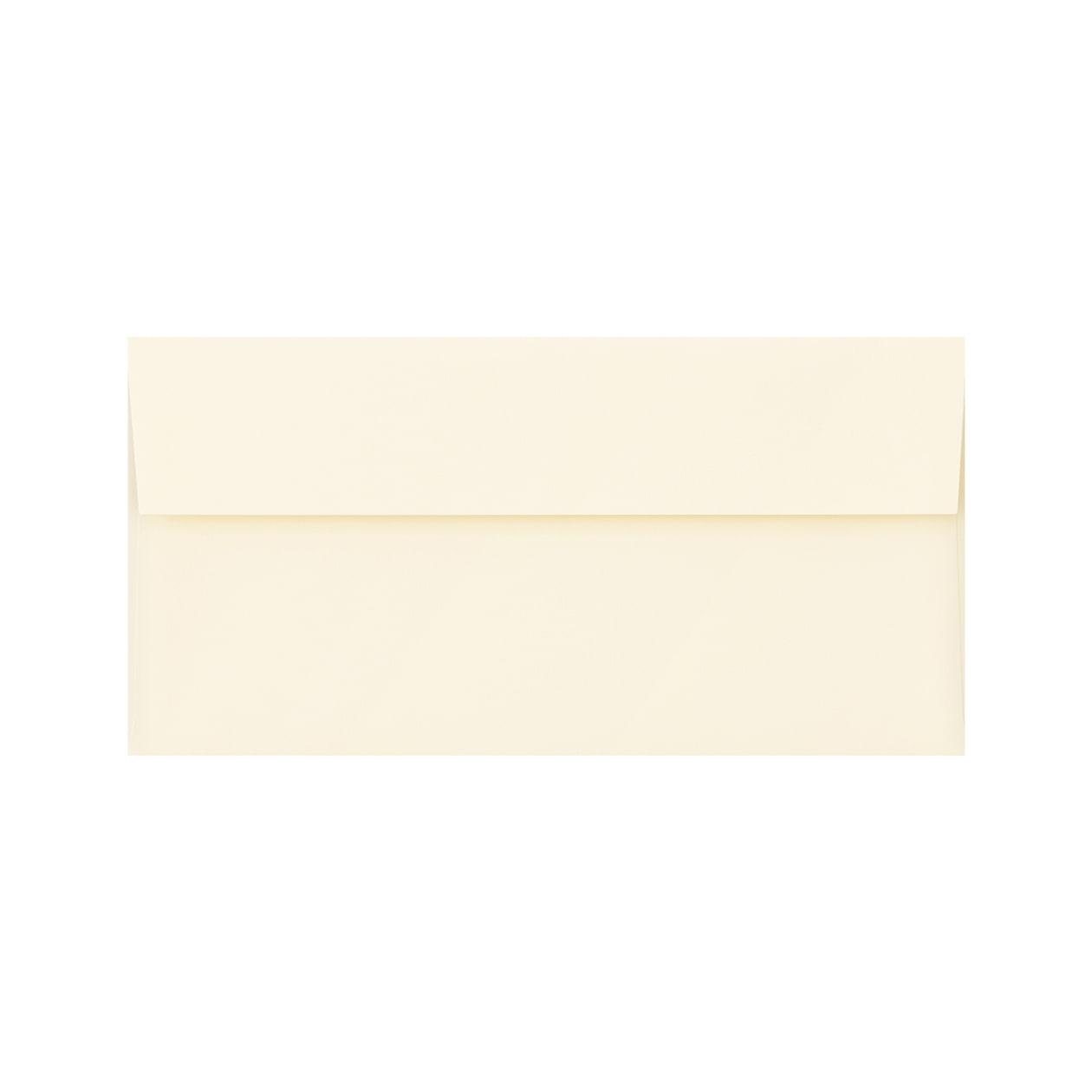 DLカマス封筒 コットン ナチュラル 116.3g