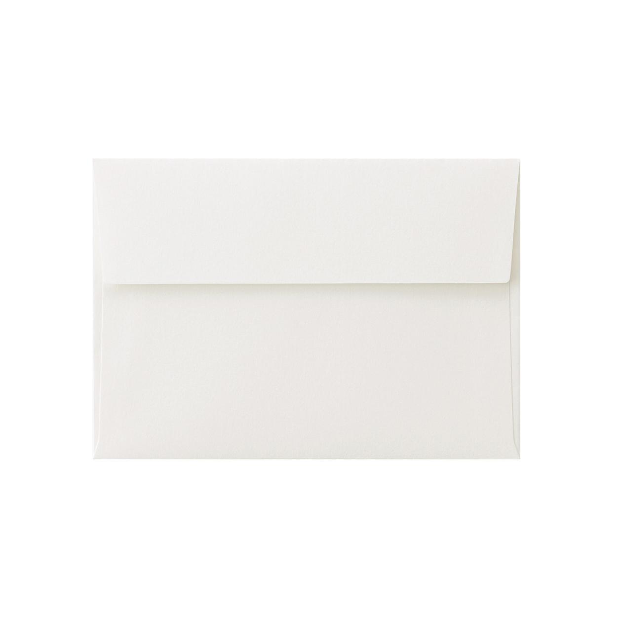 洋2カマス封筒 コットン スノーホワイト 116.3g