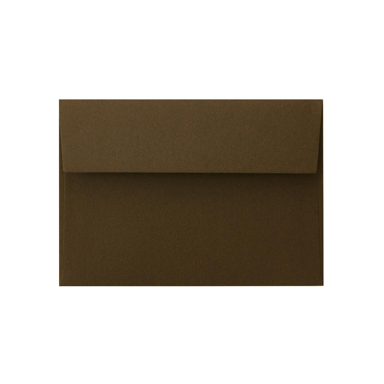 洋2カマス封筒 コットン チョコレート 116.3g