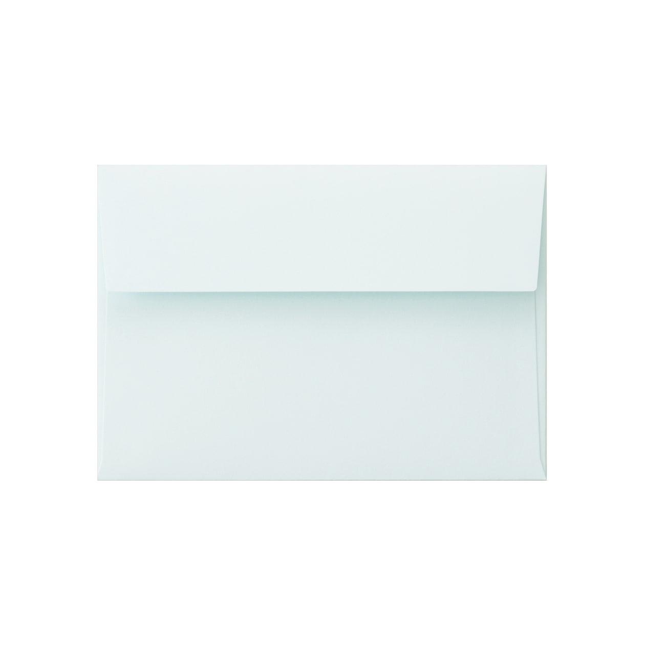 洋2カマス封筒 コットン ブルー 116.3g