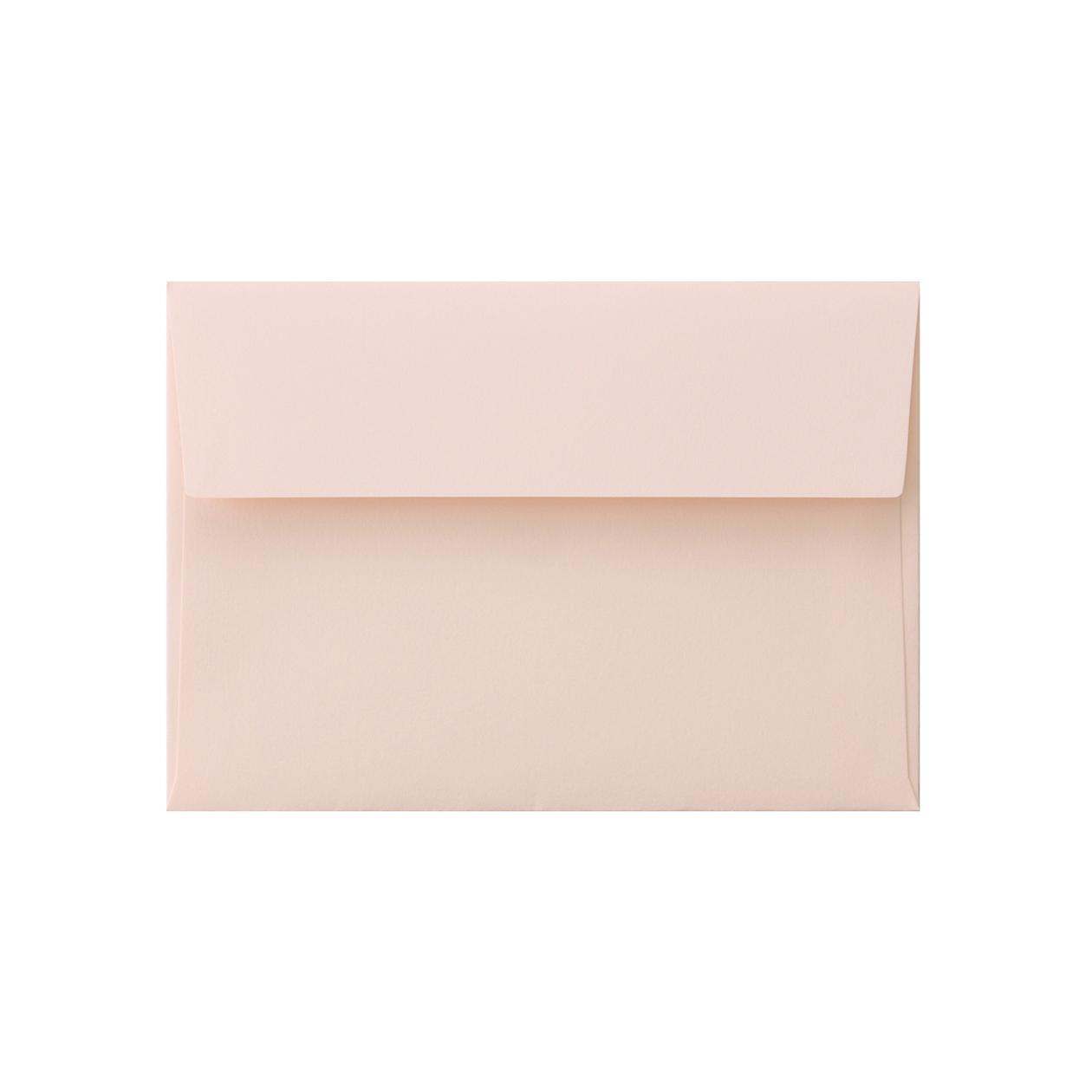 洋2カマス封筒 コットン ピンク 116.3g