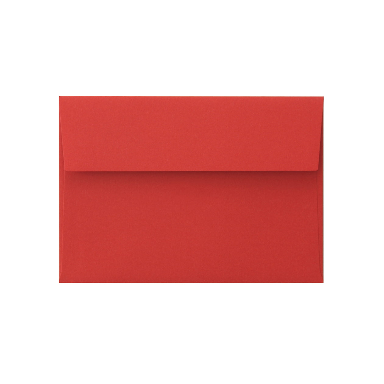 洋2カマス封筒 コットン レッド 116.3g