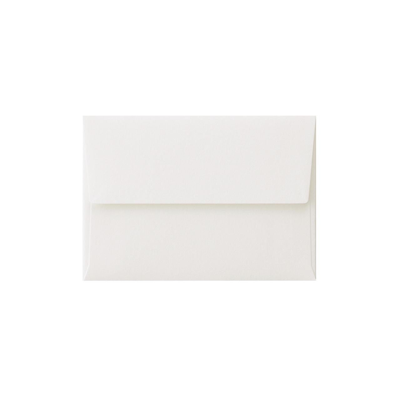 C7カマス封筒 コットン スノーホワイト 116.3g