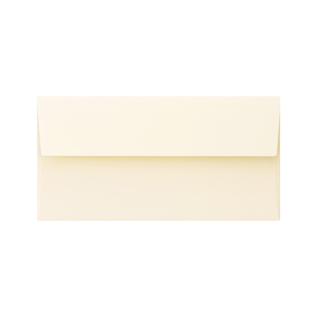 洋6カマス封筒 コットン ナチュラル 116.3g